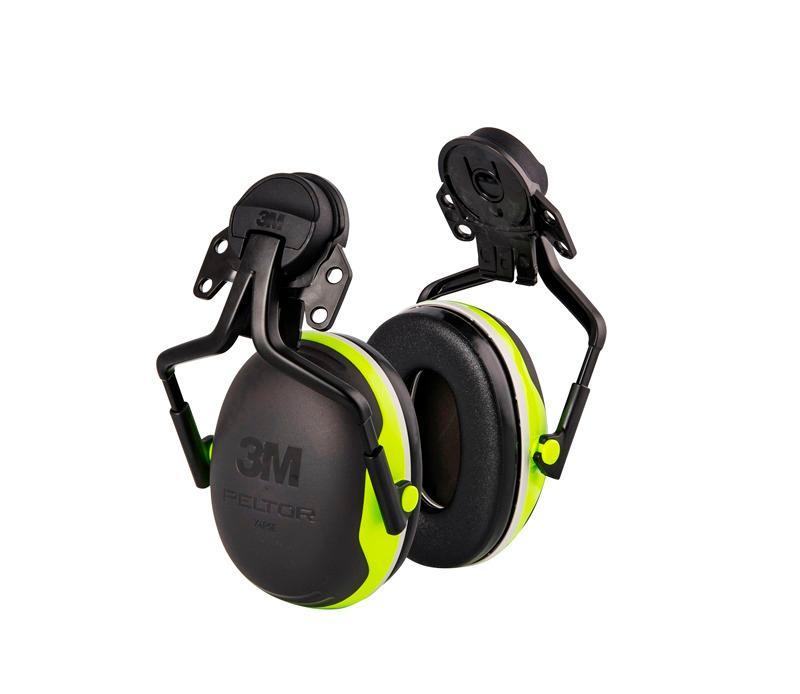 3M PELTOR X4P5E slúchadlový chránič sluchu s DI-EL úchytom na prilbu, 32dB