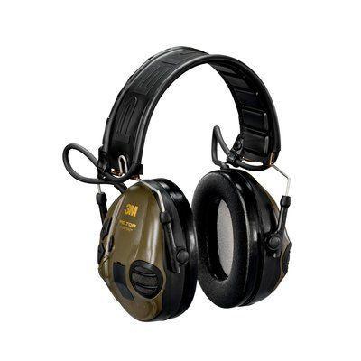 MT16H210F-478-GN SPORTTAC chránič sluchu pre poľovníkov