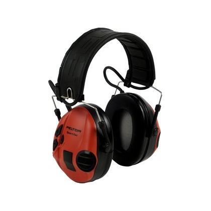 MT16H210F-478-RD SPORTTAC chránič sluchu pre športovú strelbu