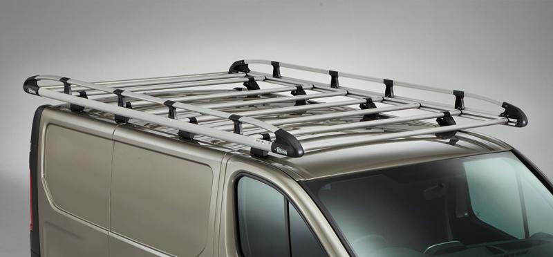 Strešný nosič ALUMINIUM RACK na auto do 430 cm
