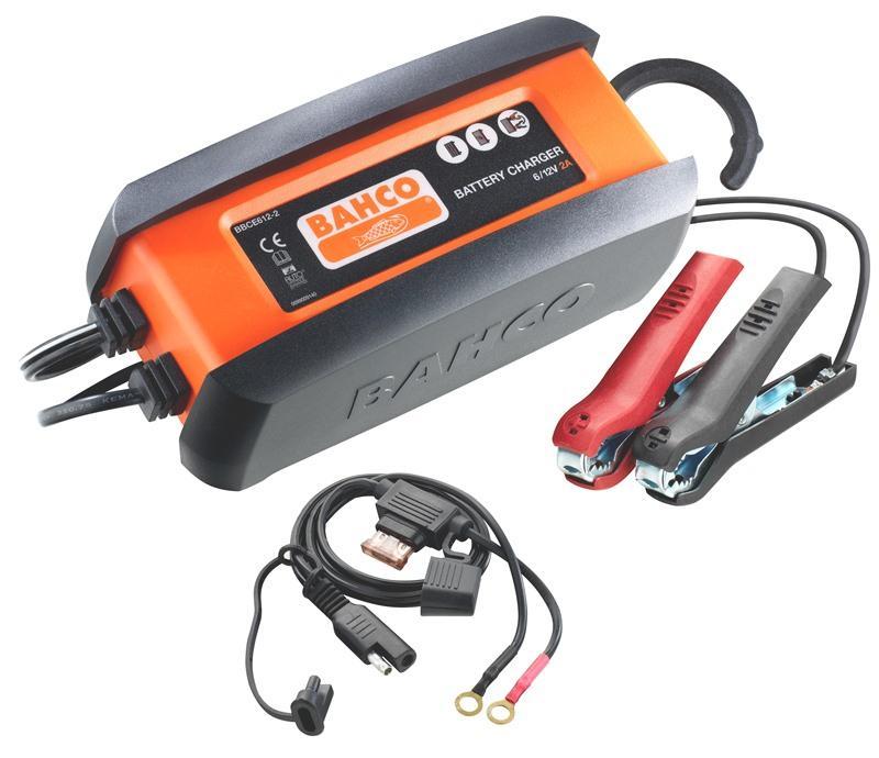 Automatická nabíjačka BBCE612-2