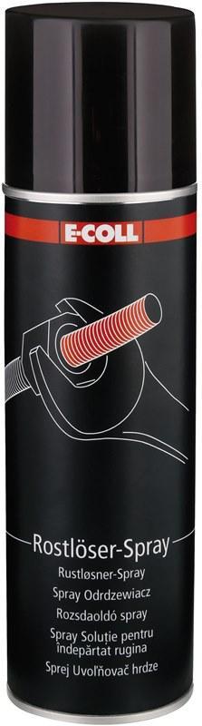 E-COLL Sprej uvoľňovač hrdze 300 ml