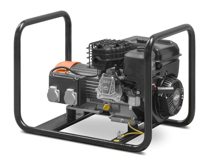Elektrocentrála  RS 3541 A