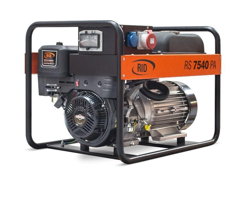 Elektrocentrála  RS 7540 PA