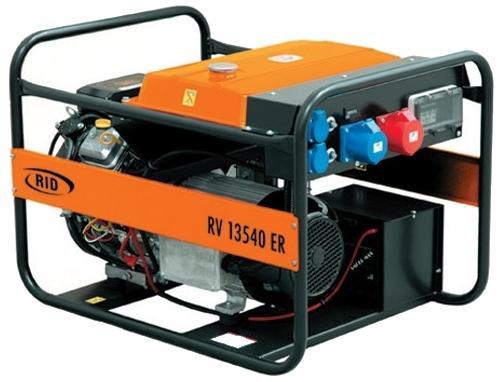 Elektrocentrála  RV 13540 ER