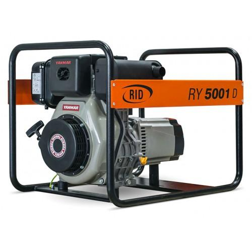 Elektrocentrála  RY 5001 D