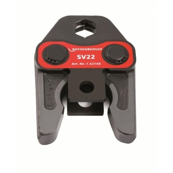 Lisovacie čeluste Standard M22