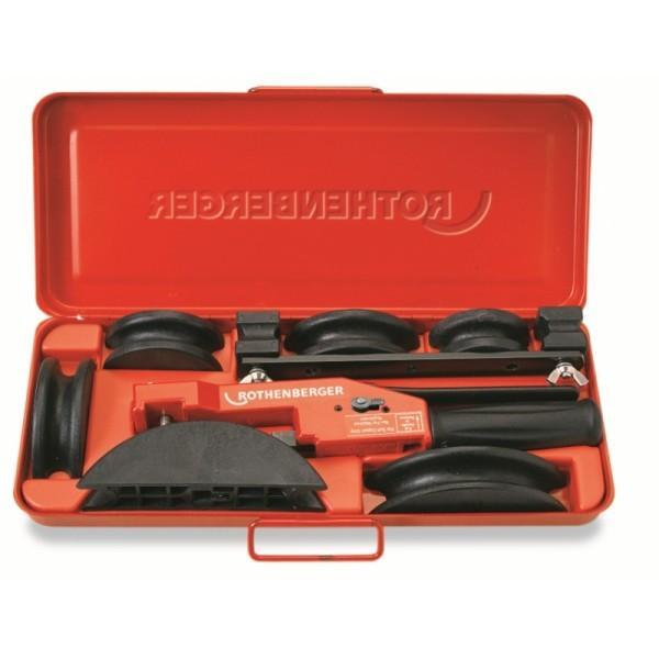 Jednoručná ohýbačka TB MAXI Set, 12-22 mmmm
