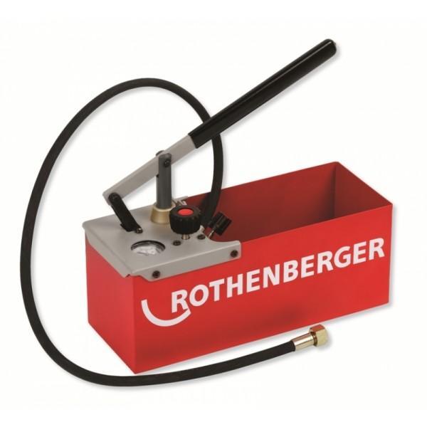 Skúšobná tlaková pumpa TP 25