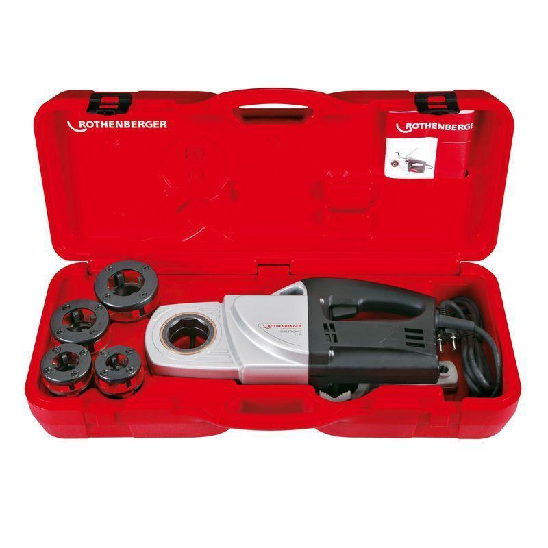 Elektrický závitorez SUPERTRONIC SC 1250 SET