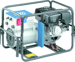 Elektrocentrála W 6401