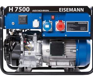 Elektrocentrála H 7500 E