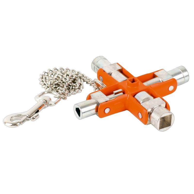 Univerzálny kľúč na rozvodové skrine MK9
