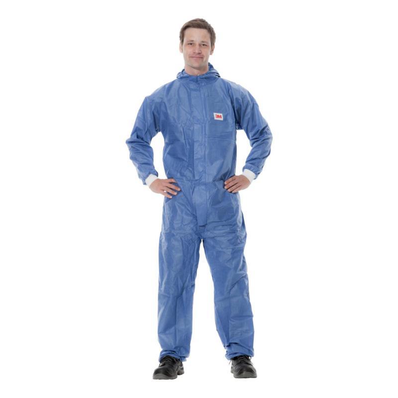 4530 Ochranný odev typ 5/6, modrá s bielou, M