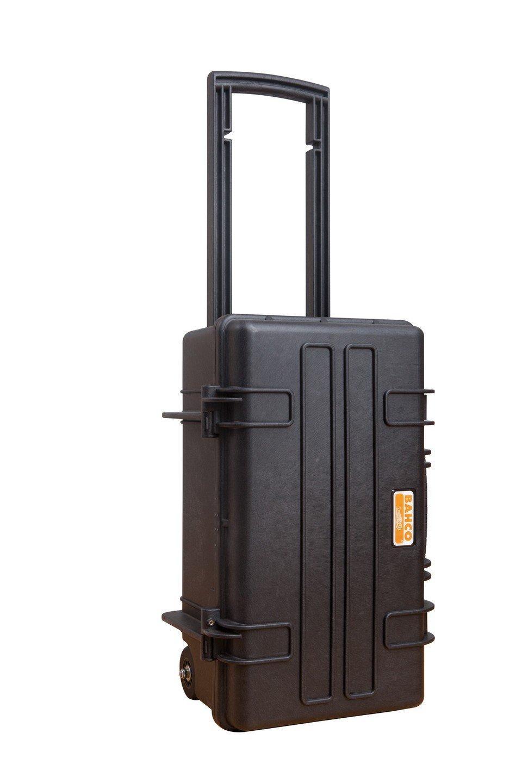 Húževnatý pevný kufor na kolieskach 4750RCHDW01