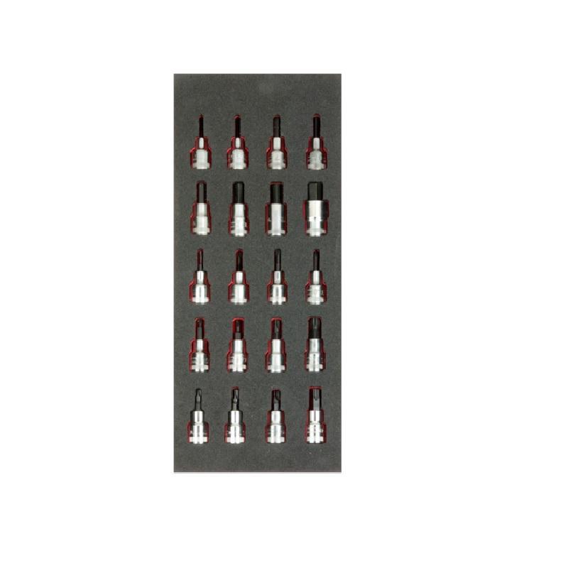 Penový modul s náradím 20ks 1/3 FF1E2209