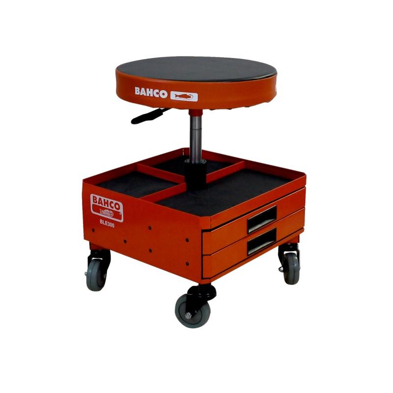 Dielenská stolička so zásuvkami BLE300