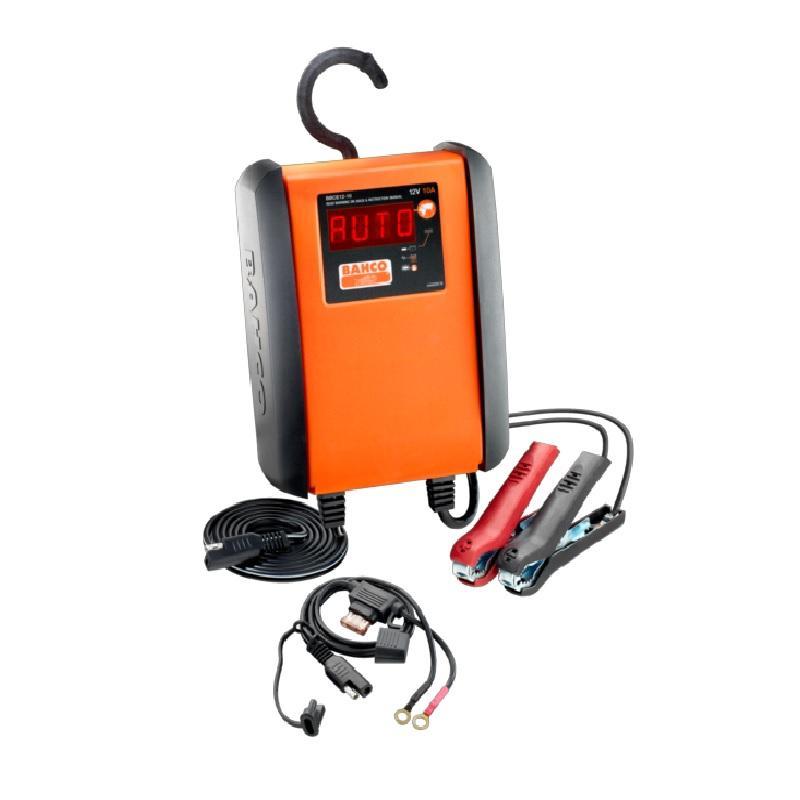 10 ampérová plne automatická nabíjačka 12V batérií BBCE12-10