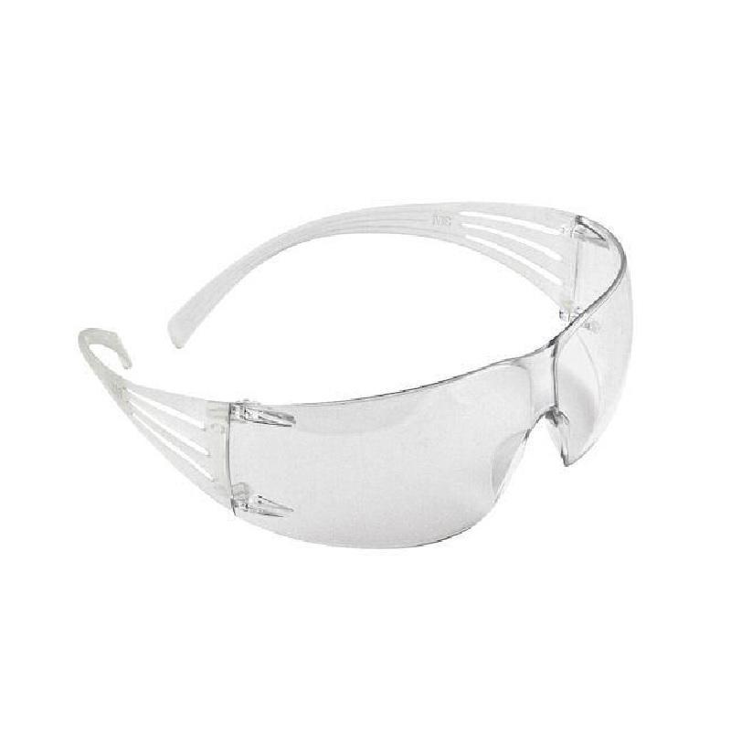 SF201AF-EU, Číre polykarbonátové okuliare SecureFit, povrch AS/AF