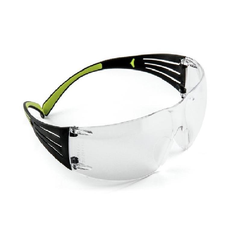 SF401AF-EU, Číre polykarbonátové okuliare SecureFit, povrch AS/AF