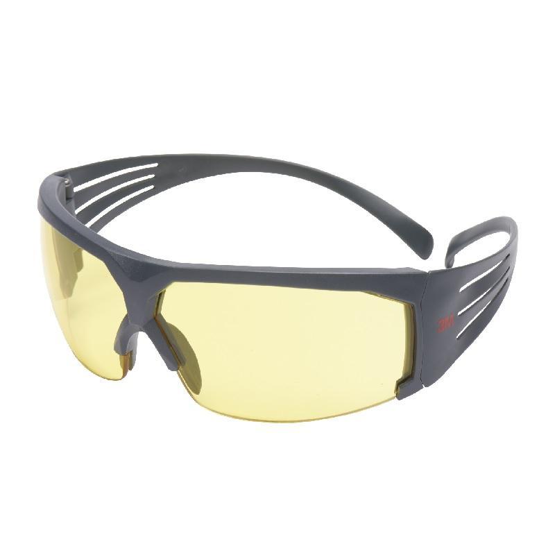 SF603SGAF-EU, Žlté polykarbonátové okuliare série SecureFit™ 600
