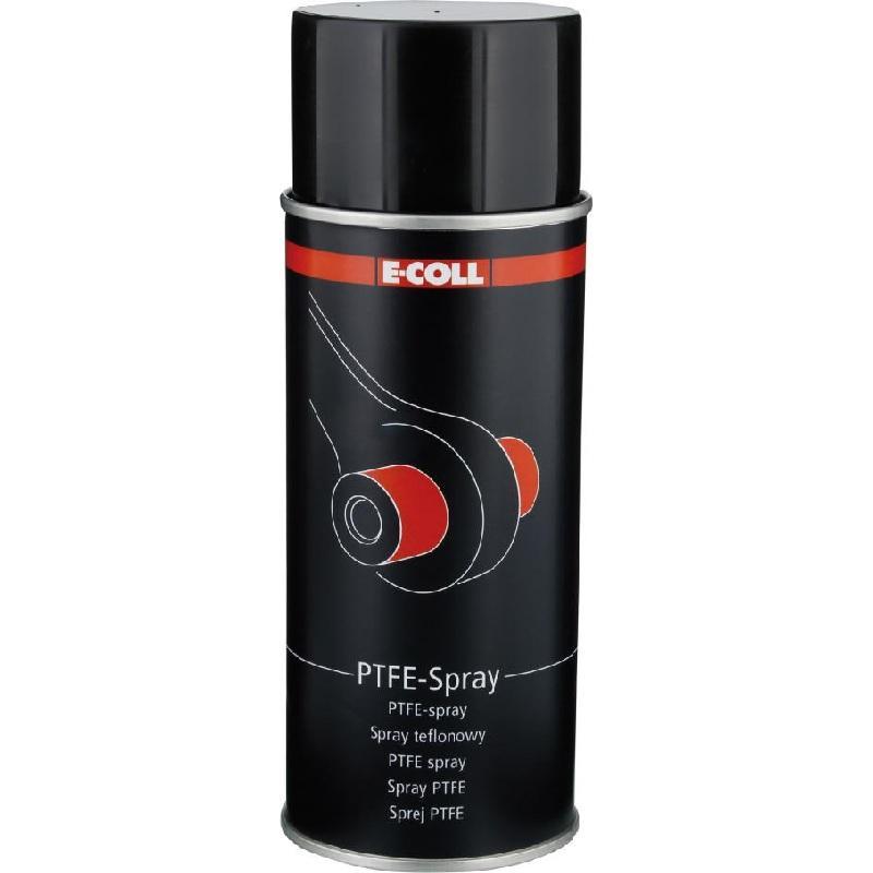 E-COLL Mazací sprej PTFE 400 ml