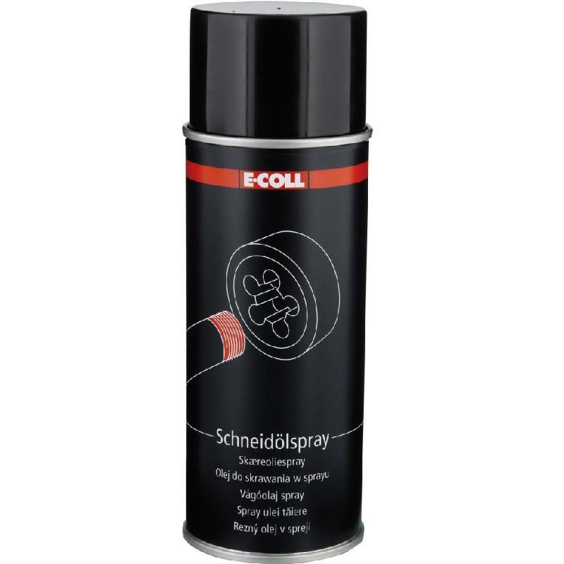 E-COLL Rezný olej v spreji 400 ml