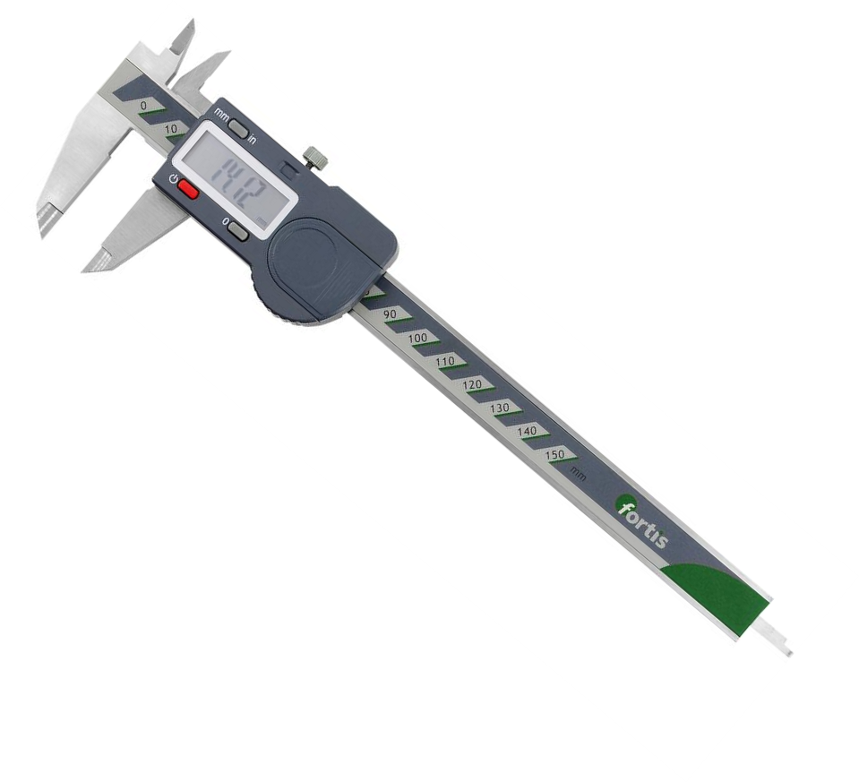 Posuvné meradlo digitálny 300 / 0,01mm  FORTIS