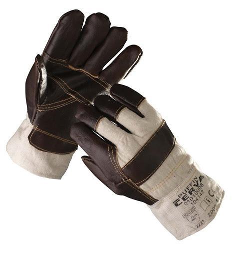 PUFFIN rukavice zimné kombinované - 11