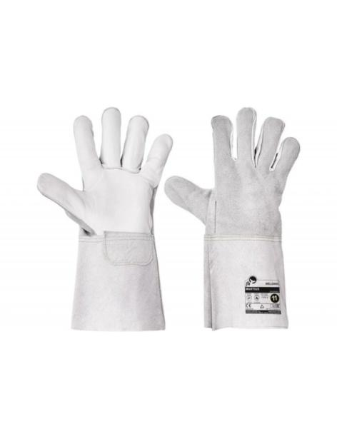 MARTIUS rukavice celokož. kevla - 11
