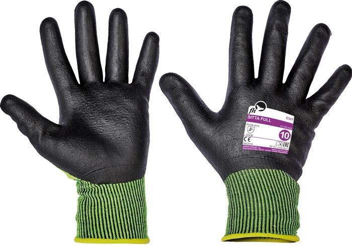 SITTA FULL rukavice nitril - 9
