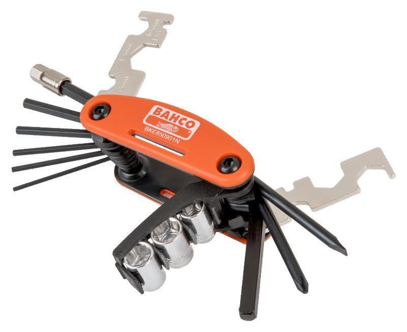 Sada klúčov pre opravu bicykla BKE 850901