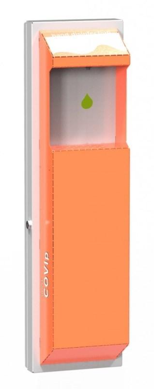 Automatický dávkovač dezinfekcie a tekutého mydla COVIp.smart