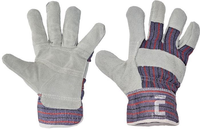 GULL rukavice kombinované - 10