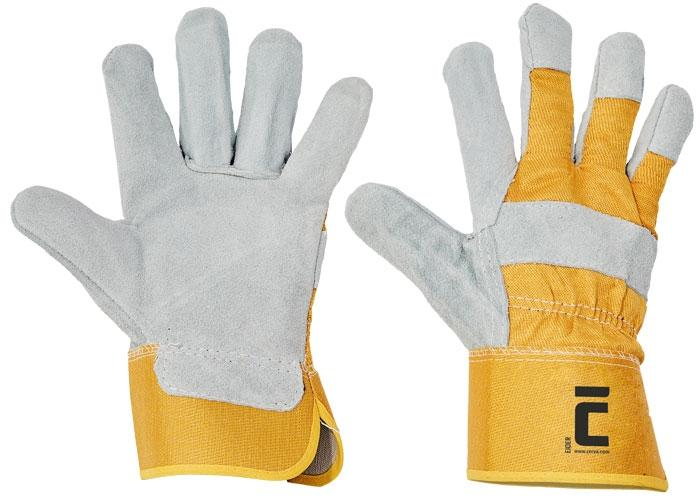 EIDER rukavice kombinované - 10