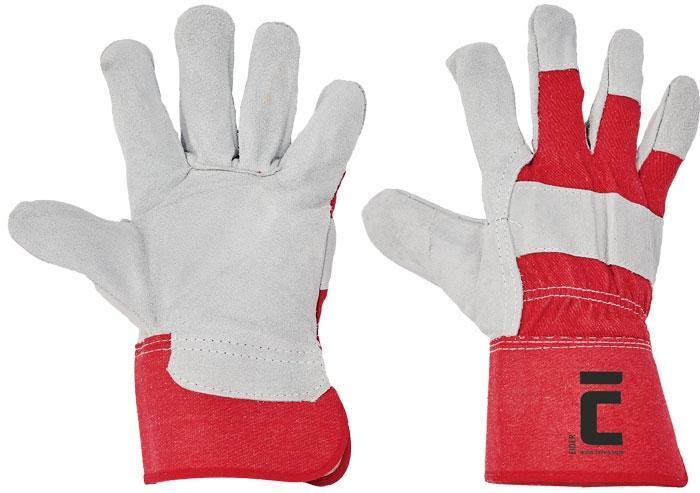 EIDER RED rukavice kombin.- 11