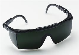 14498-00000M ochranné okuliare NASSAU RAVE-BLACK SHADE 3  DX