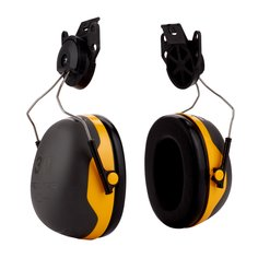 3M PELTOR X2P3E slúchadlový chránič sluchu s úchytom na prilbu, 30dB