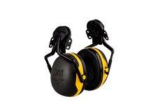 3M PELTOR X2P5E slúchadlový chránič sluchu s DI-EL úchytom na prilbu, 30dB
