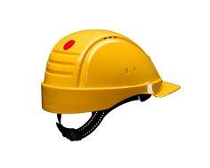 Prilba Peltor žltá G2001CUV-GU